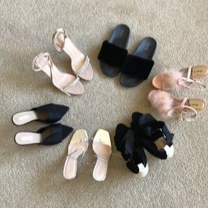 Women's shoes$45 for ALL